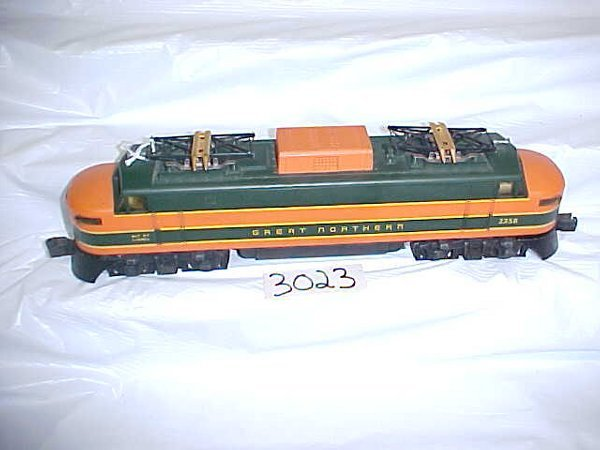 3023: Lionel Great Northern 2358 Locomotive