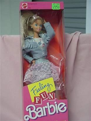 Feeling Fun Barbie 1189