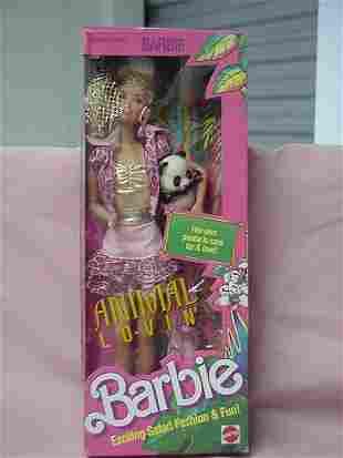 Animal Lovin Barbie 1350