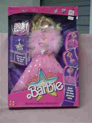 Super Star Barbie # 1604