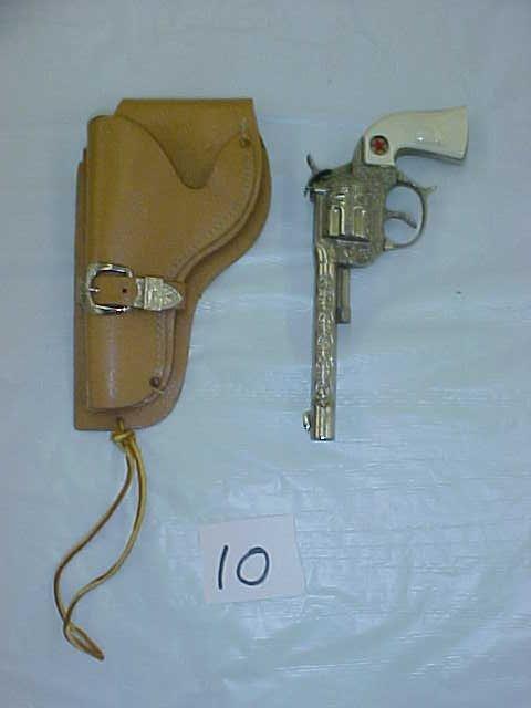3010: Hubley Rodeo Dummy Cap Gun