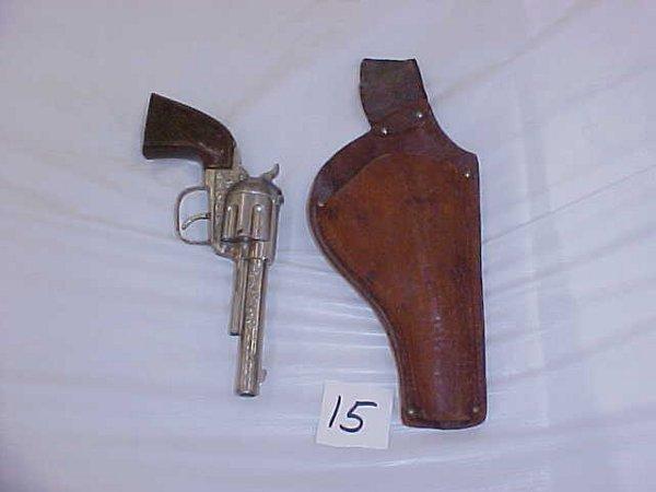 3015: Hubley Cap Gun