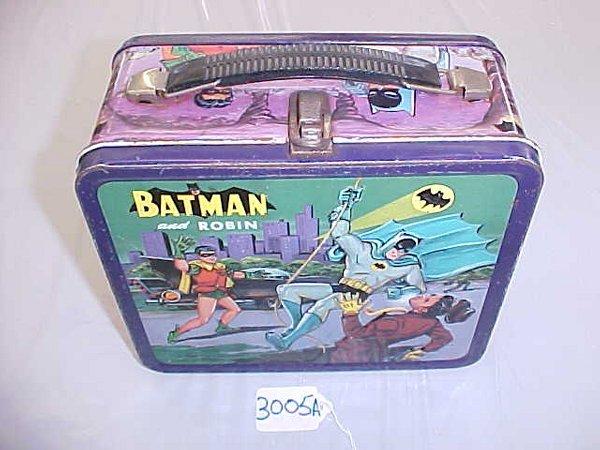 3005A: Batman Lunch Box, 1966