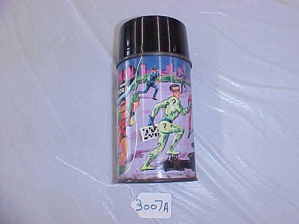 3007A: Batman Thermos, 1966