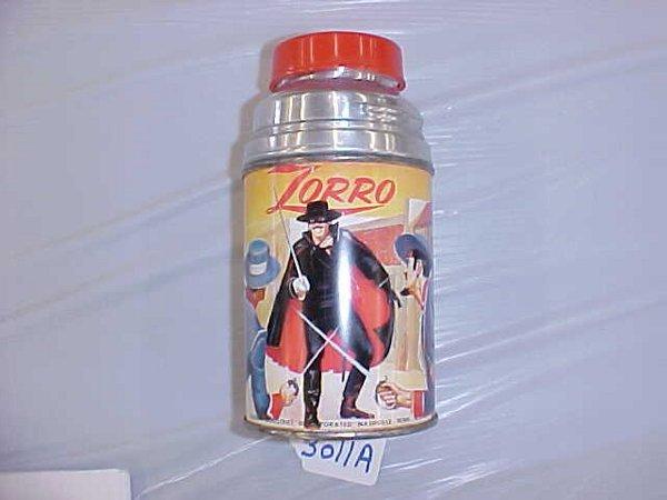 3011A: Zorro Thermos,1958