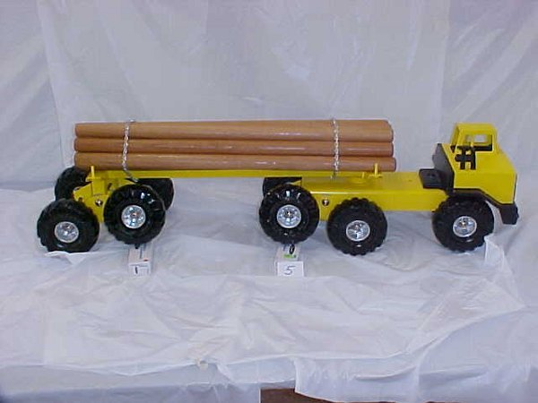 3080A: Tonka Log Truck Custom Made - 2