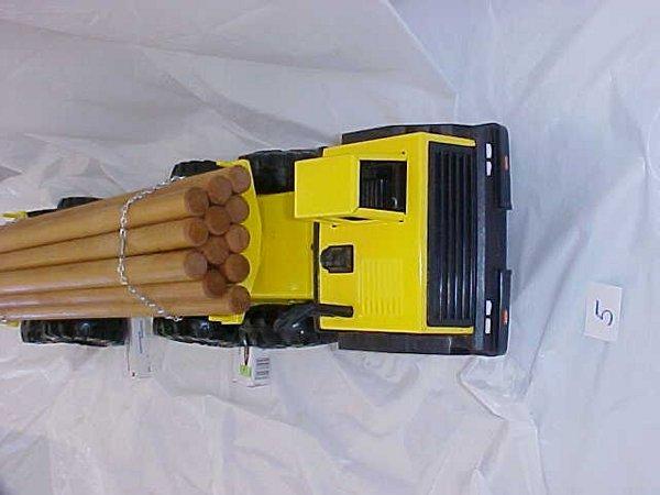 3080A: Tonka Log Truck Custom Made - 3