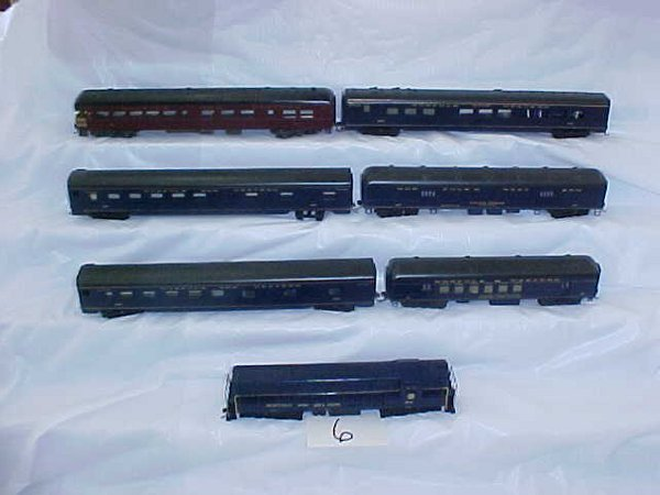 4006: Norfolk and Western Pass Set