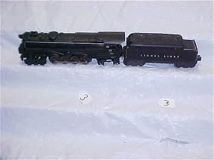 Lionel 671 RR, 6-8-6