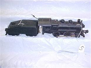 Lionel 1662 Switcher, 0 4 0