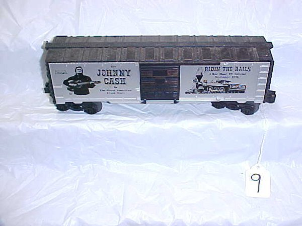 5009: Lionel Johnny Cash 9780 Box Car