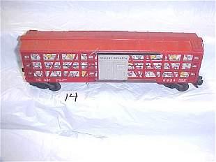 Lionel 6434 Poultry Car