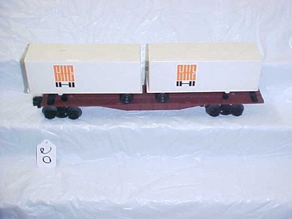 5020: Lionel 9212 Piggy Back Car