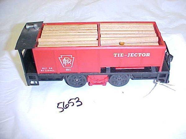5653: Lionel 5511 Tie Jector