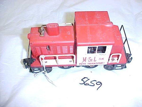 5659: M & St. L 56 Mine Transdport