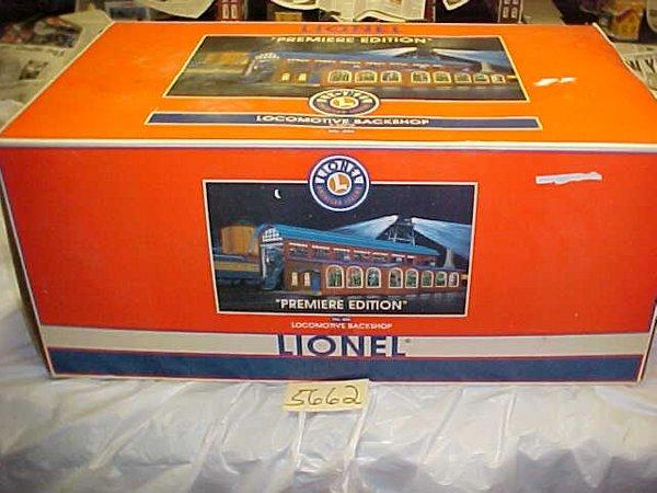 5662: Lionel Premiere Edition