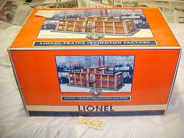 5663: Lionel Trains Irvington Factory