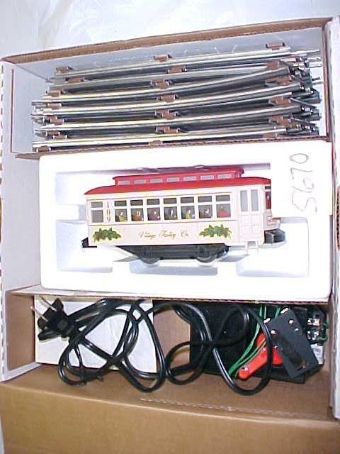 5670: Village Trolley Lionel Trolley