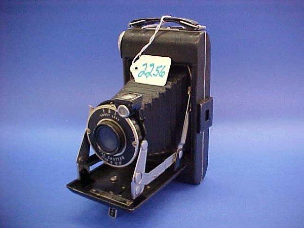 2256: Kodak Viglant Jr Six-20, Kodet Lens, Dak Shutter