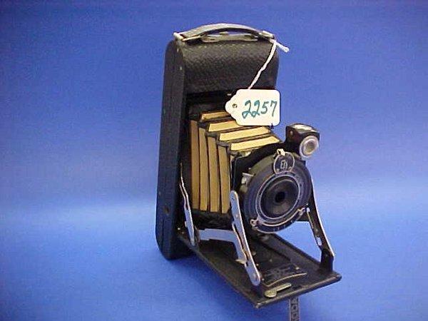 2257: Kodak, NO1A Pocket Kodak series II, Kodak Ball