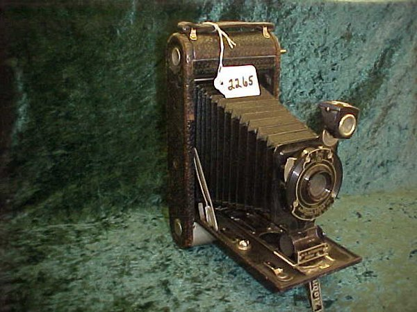 2265: NO1 Autographic Kodak Jr