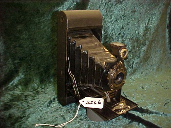 2266: NO2-A  Folding Autograpic Brownie