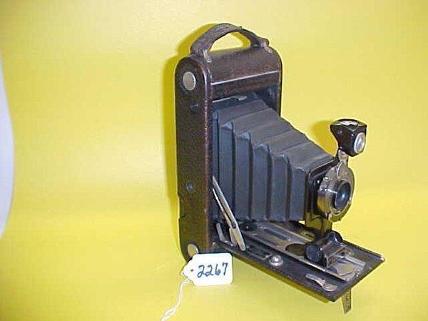 2267: No 1A Autographic Kodak
