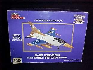 Racing Champions F16 Falcon