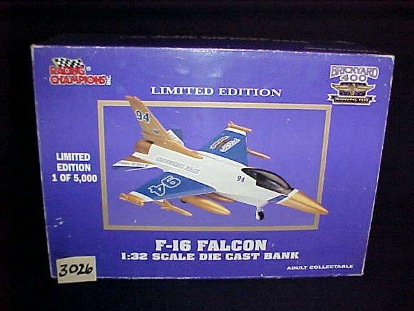 3026: Racing Champions F16  Falcon