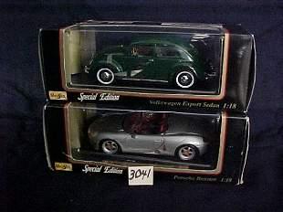 Maisto 1951 Volkswagen Export Sedan
