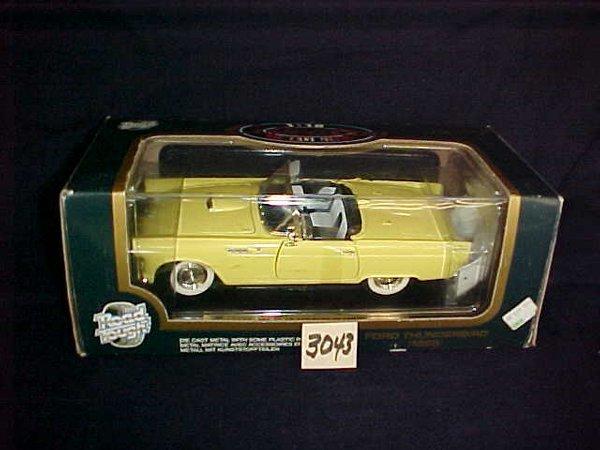 3043: Road Tough Brand Ford Thunderbird 1955