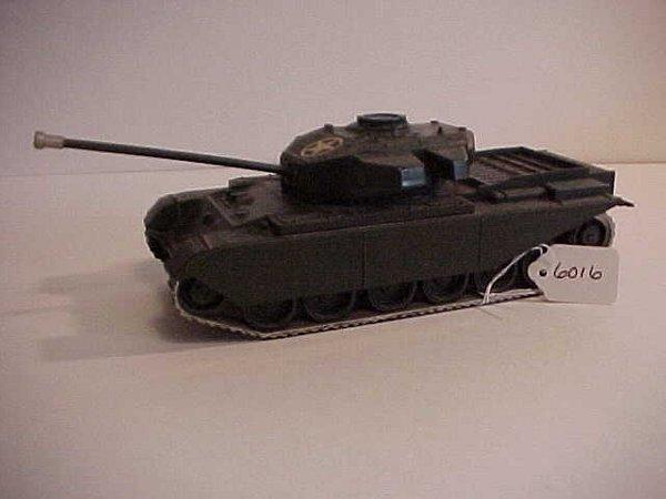 6016: Centurion Tank Britains LTD