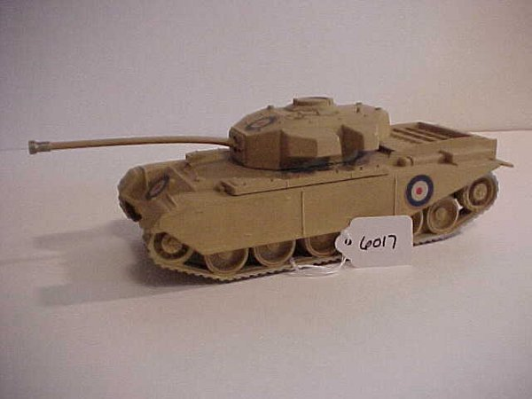 6017: Centurion Tank Britains LTD