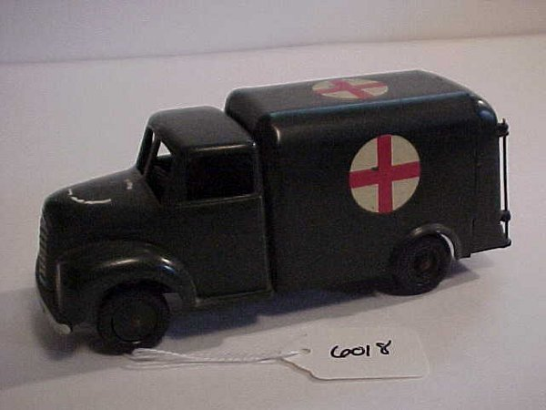 6018: Army Ambulance Britains LTD