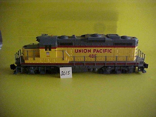 2015: Lionel union pacific Gscale