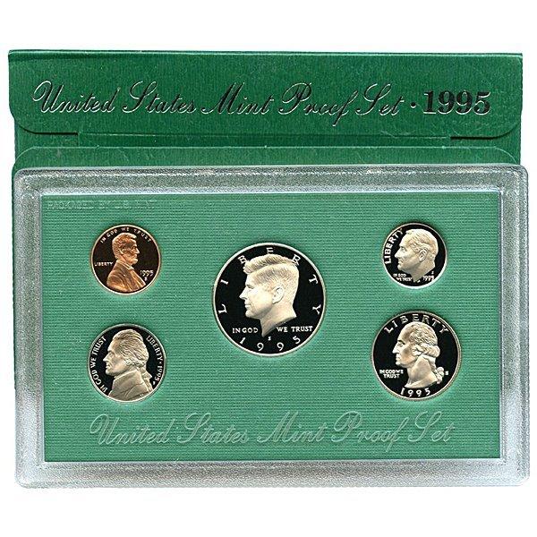 1995-S United States Proof Mint Set