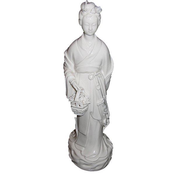 1700s Chinese Porcelain Sculpture