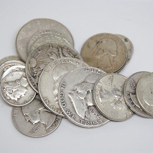 90% Silver Coins $3 Face Value