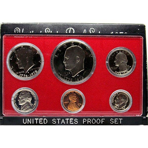 1976-S United States Proof Mint Set