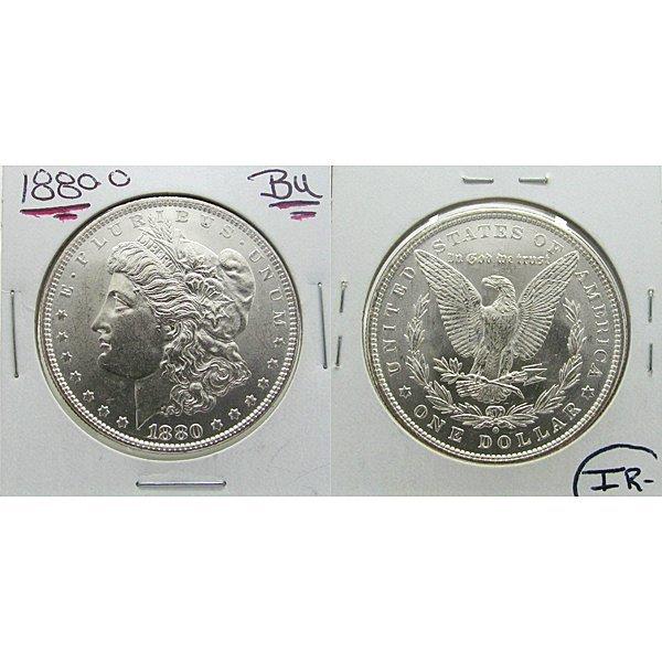 1880-O Morgan Silver Dollar - Uncirculated