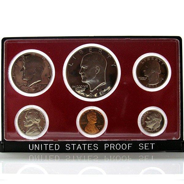 1977-S United States Proof Mint Set