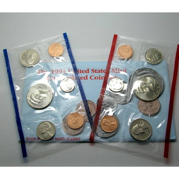 1994-P,-D US Complete Mint Set