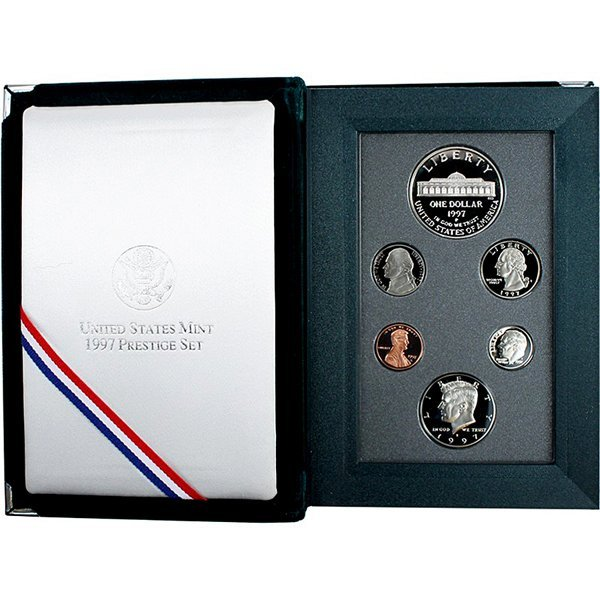 1997-S US Mint Prestige Proof Set in OGP