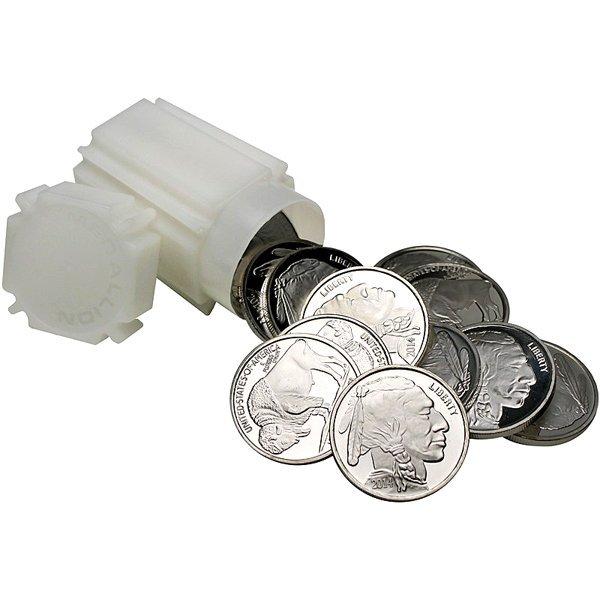1 Oz Buffalo Design .999 Silver Rounds 20-Coin Set