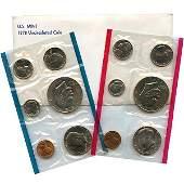 1978PD US Complete Mint Set