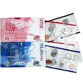 1999PD US Complete Mint Set