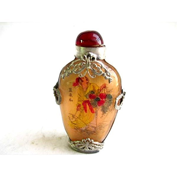 """Old Chinese Snuff Bottle 3"""""""