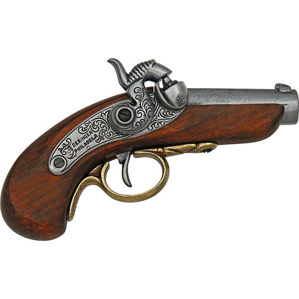18th Century Philadelphia Deringer Pocket Pistol