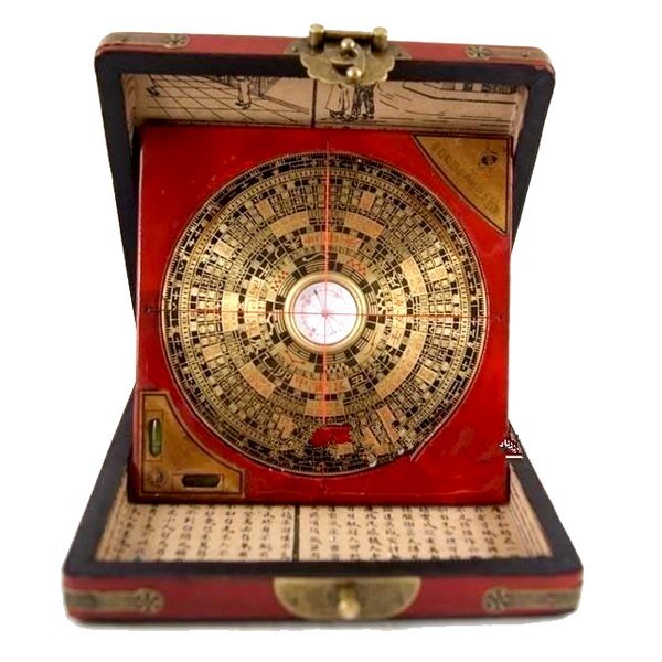 Late 19th Century Chinese Compass