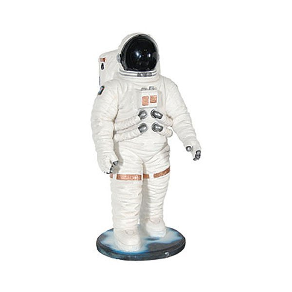 "Astronaut Space Suit 37""., 34 lbs"